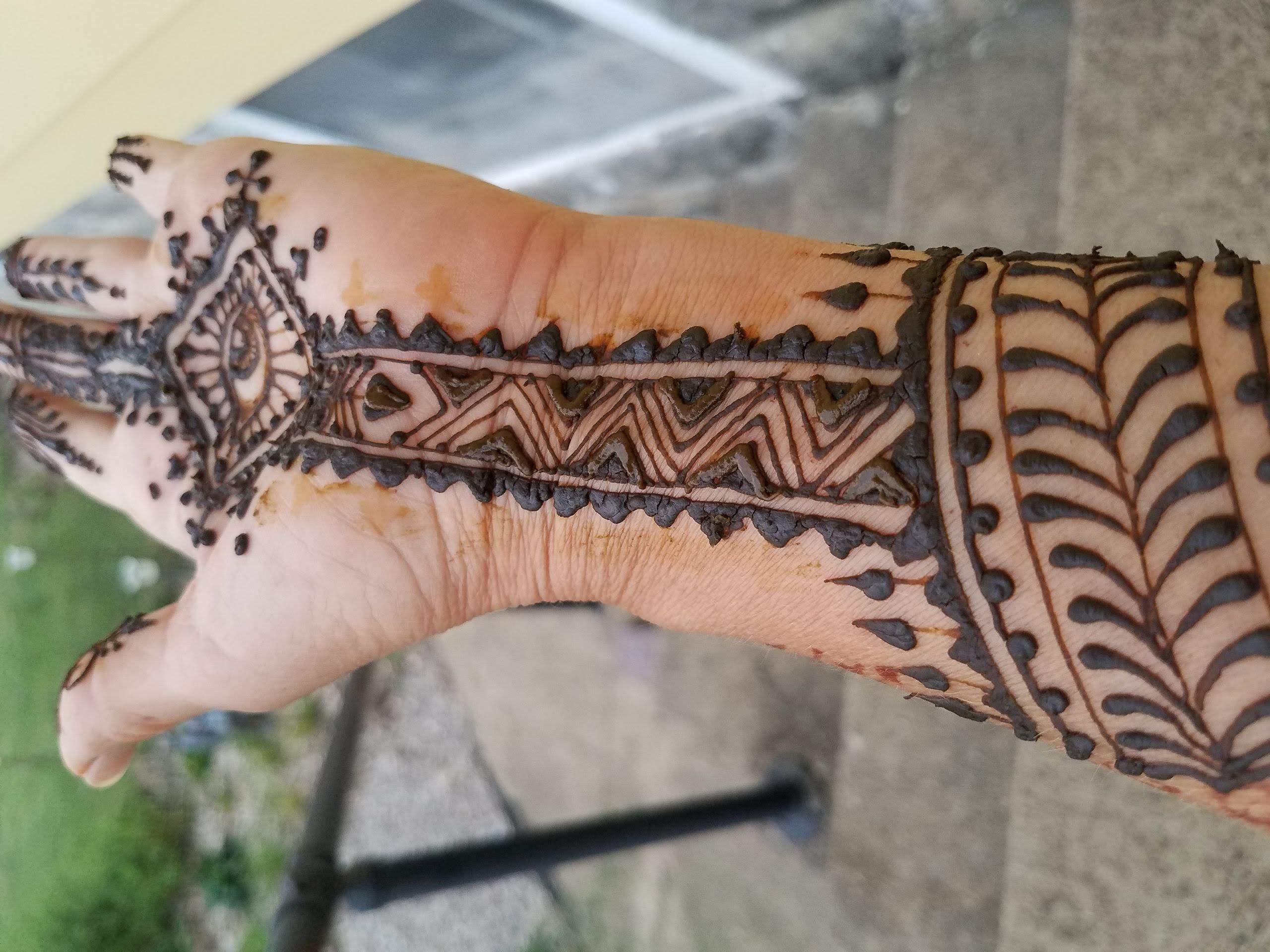henna , Louisville Kentucky
