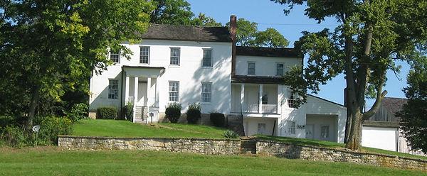 Hertzler House, Clark County, Ohio, Springfield Archaeology