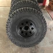 beefy tires