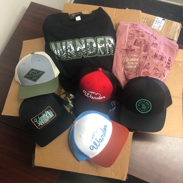 Wander inventory
