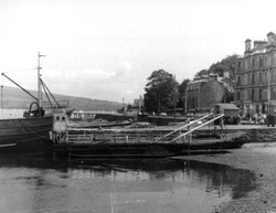 Dhuirnish laid up at Port Bannatyne