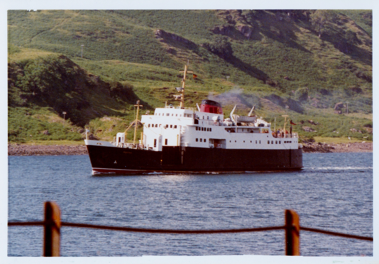 In the Sound of Kerrera