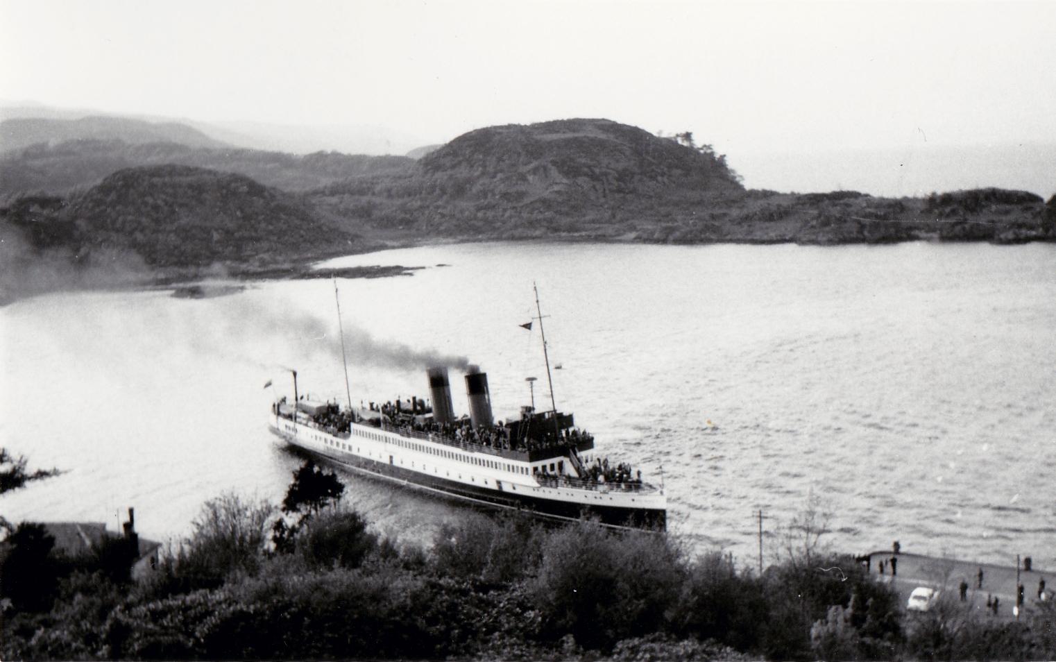 At Tarbert Loch Fyne