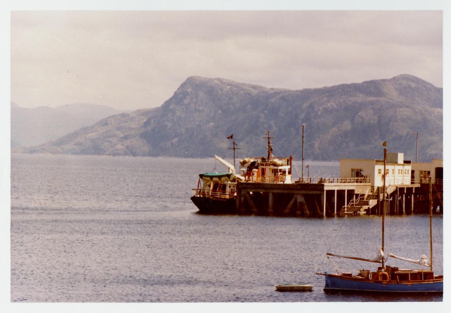 Loch Arkaig at Armadale