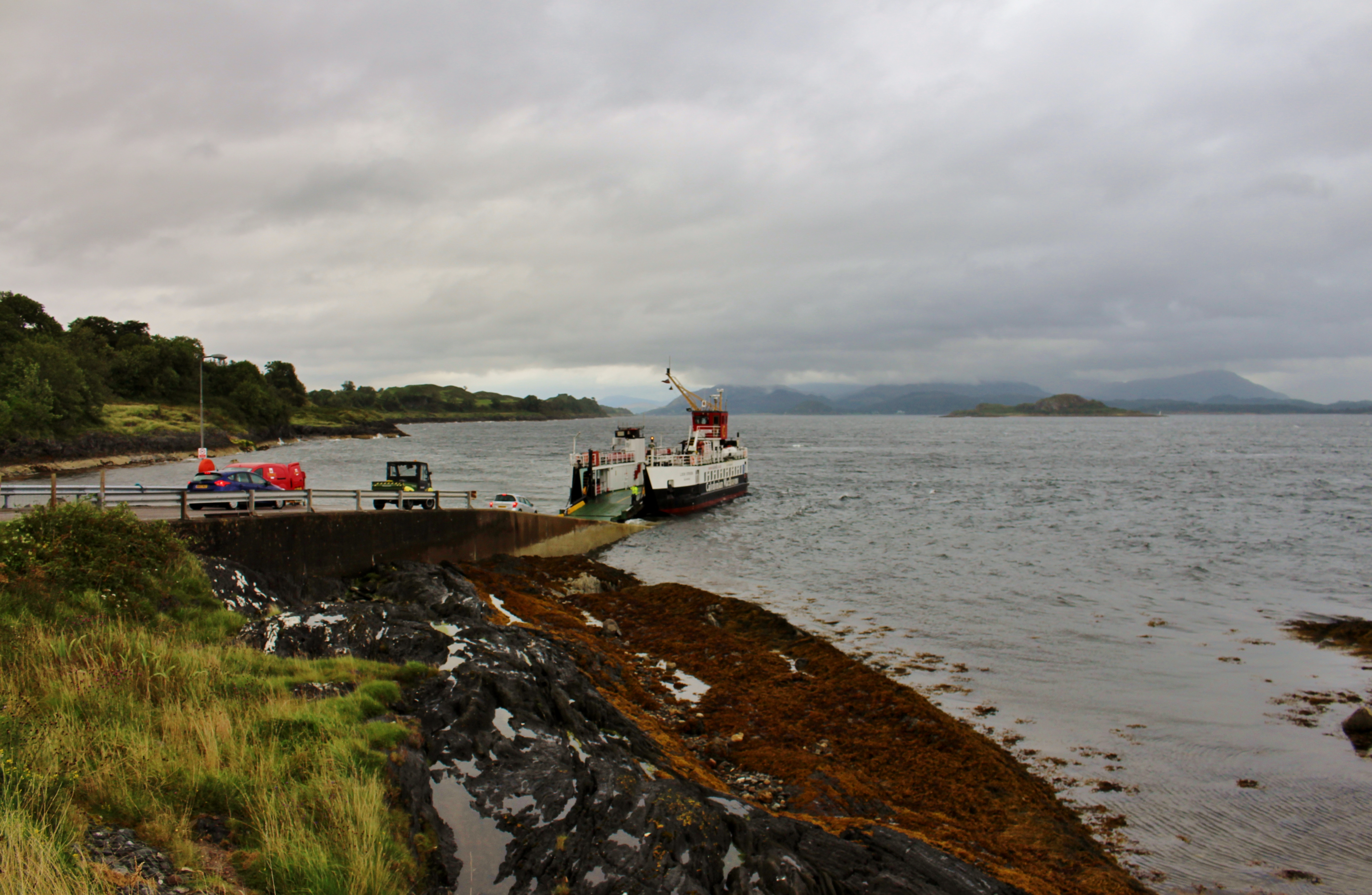 Loch Striven at Lismore (Ships of CalMac)