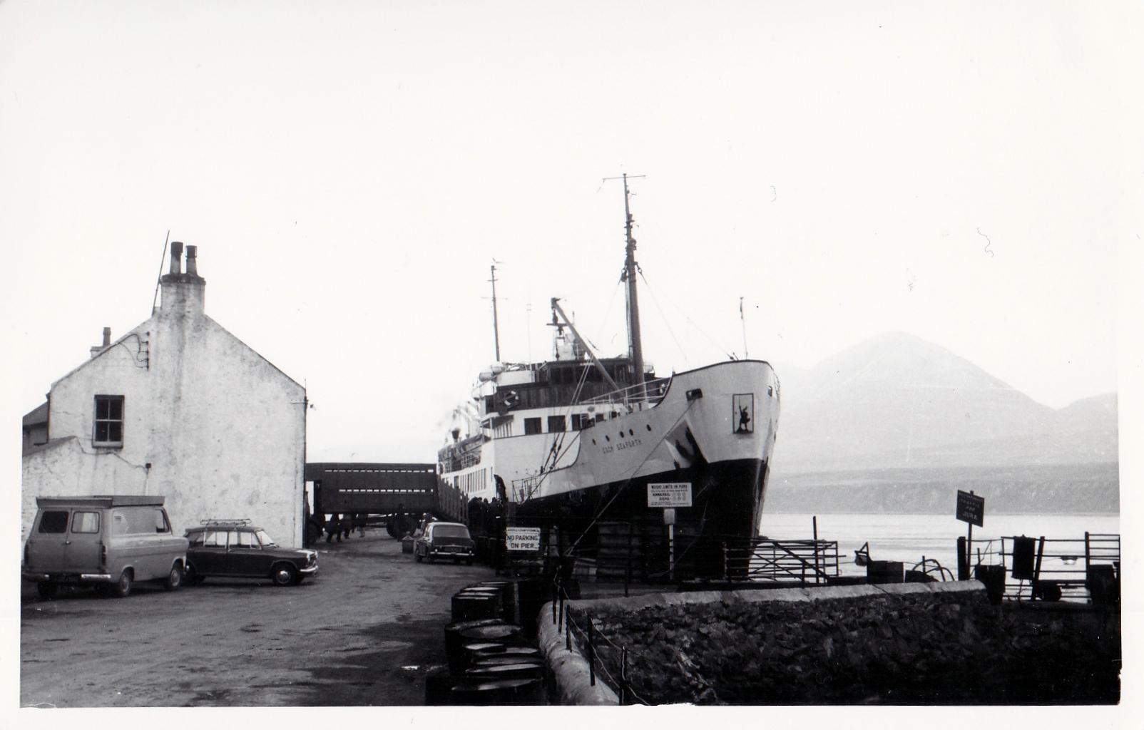 At Port Askaig