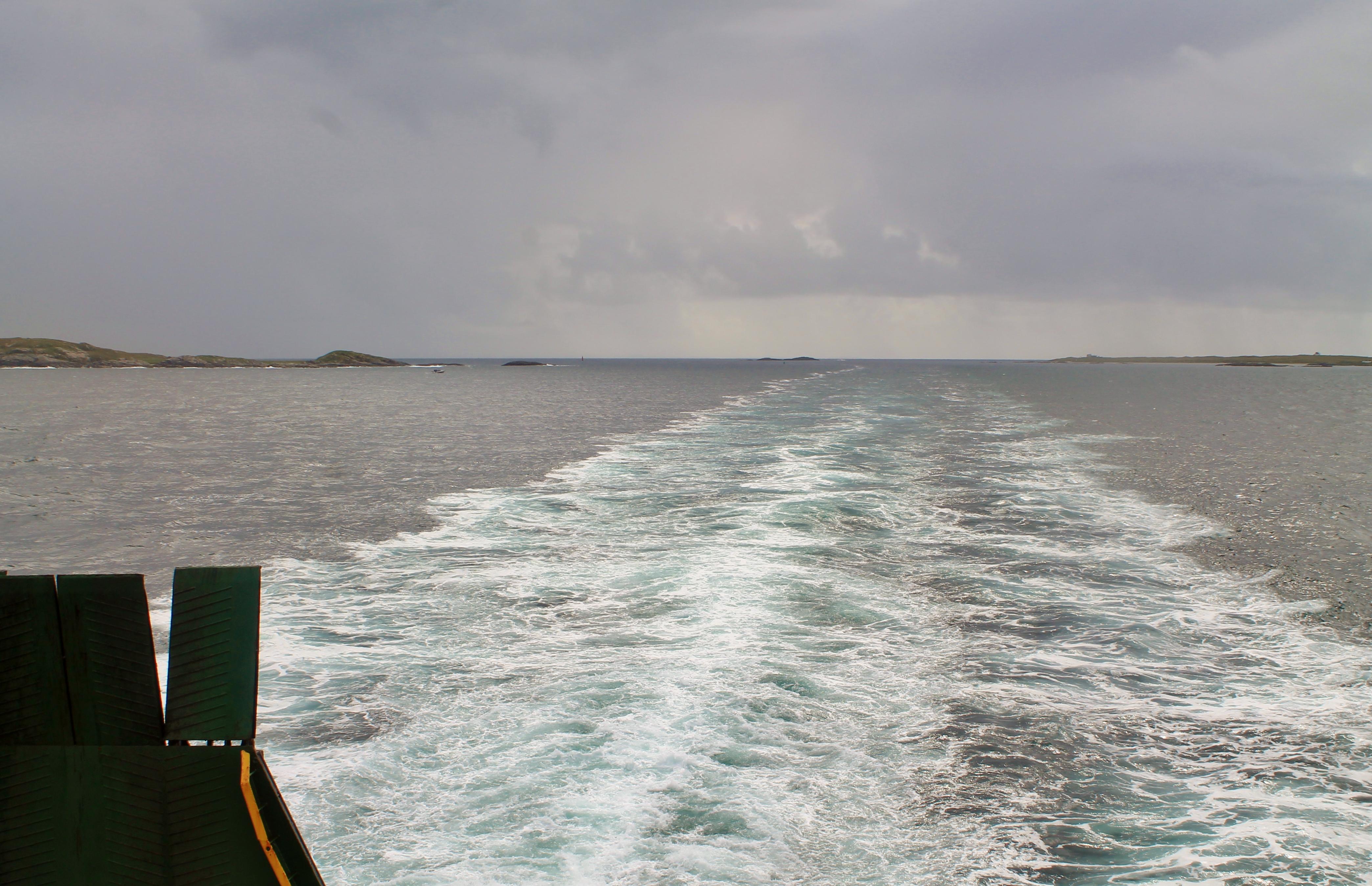 Onboard Clansman