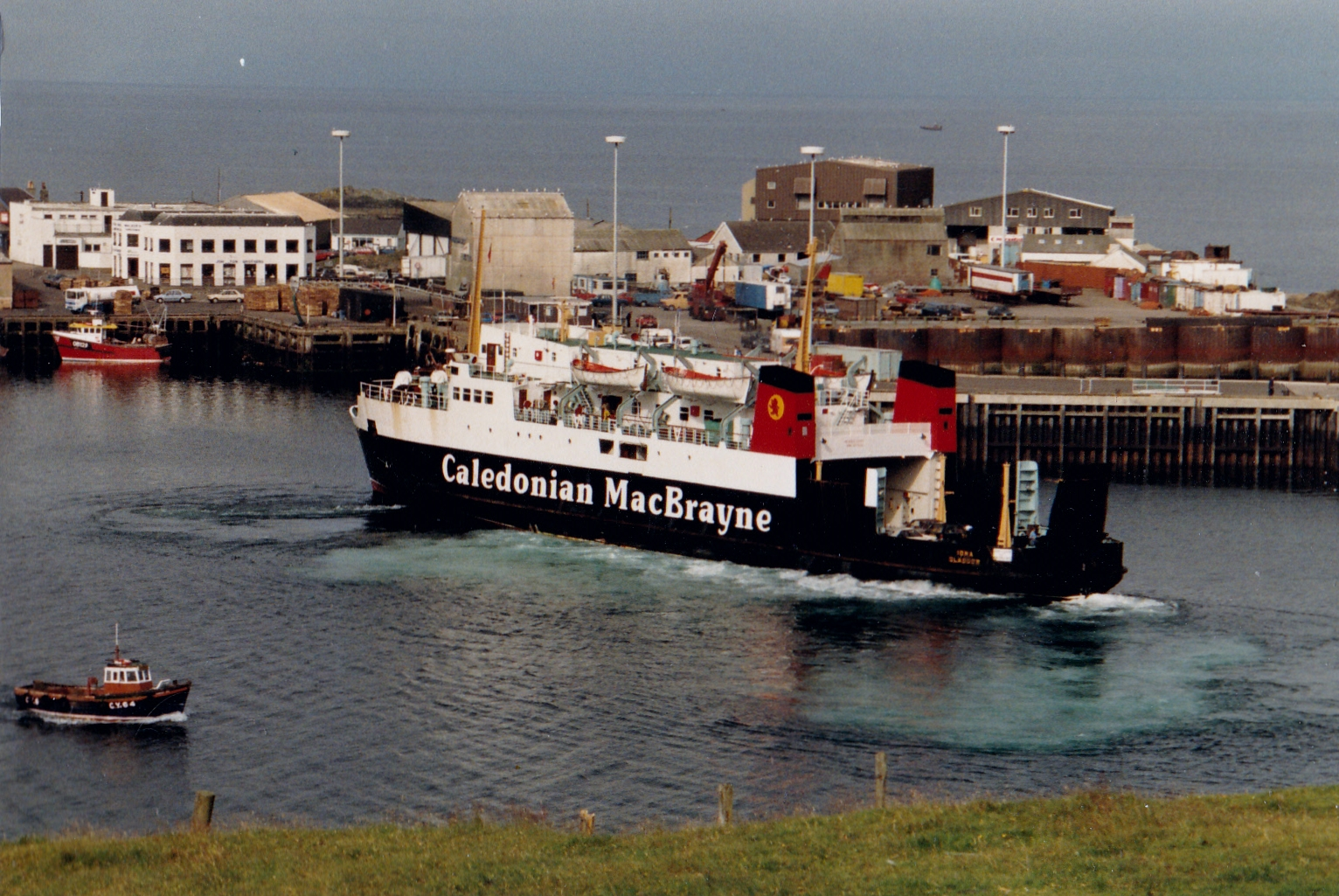 Iona at Mallaig