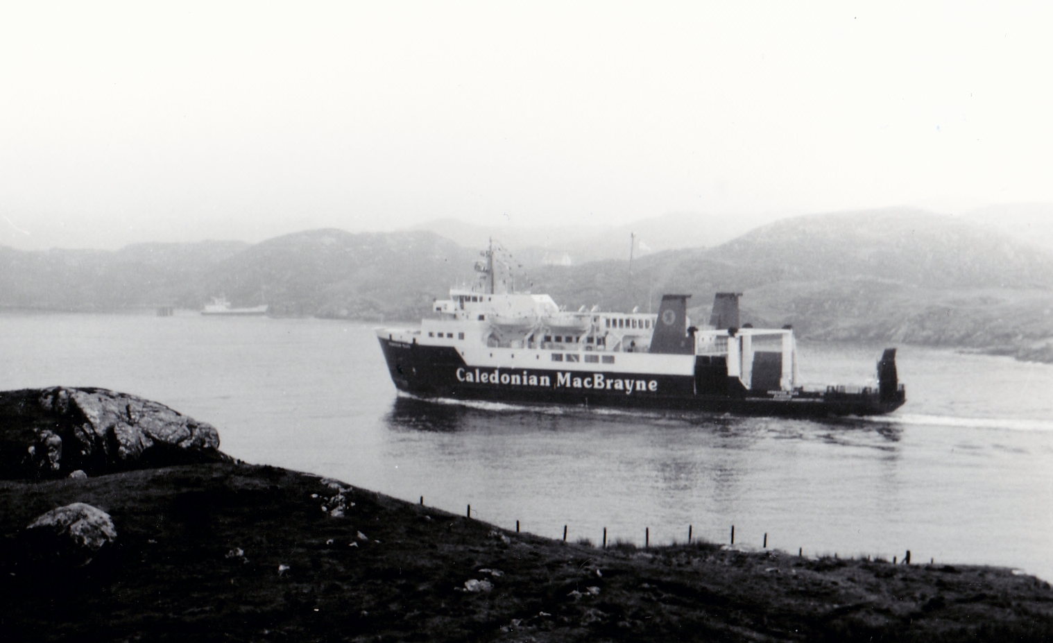 Hebridean Isles and Kilbrannan 1986