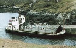 Scalpay (II) at the Scalpay slip