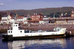 At Largs in 1974