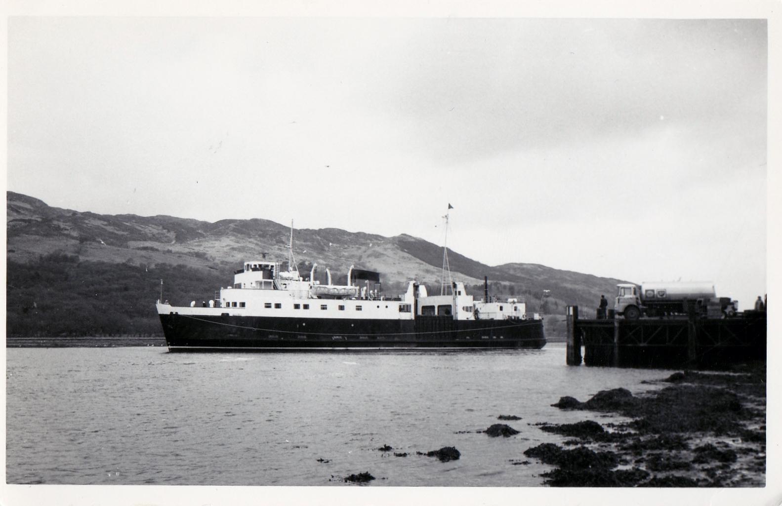 At West Loch Tarbert