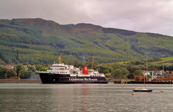 Isle of Arran at Campbeltown