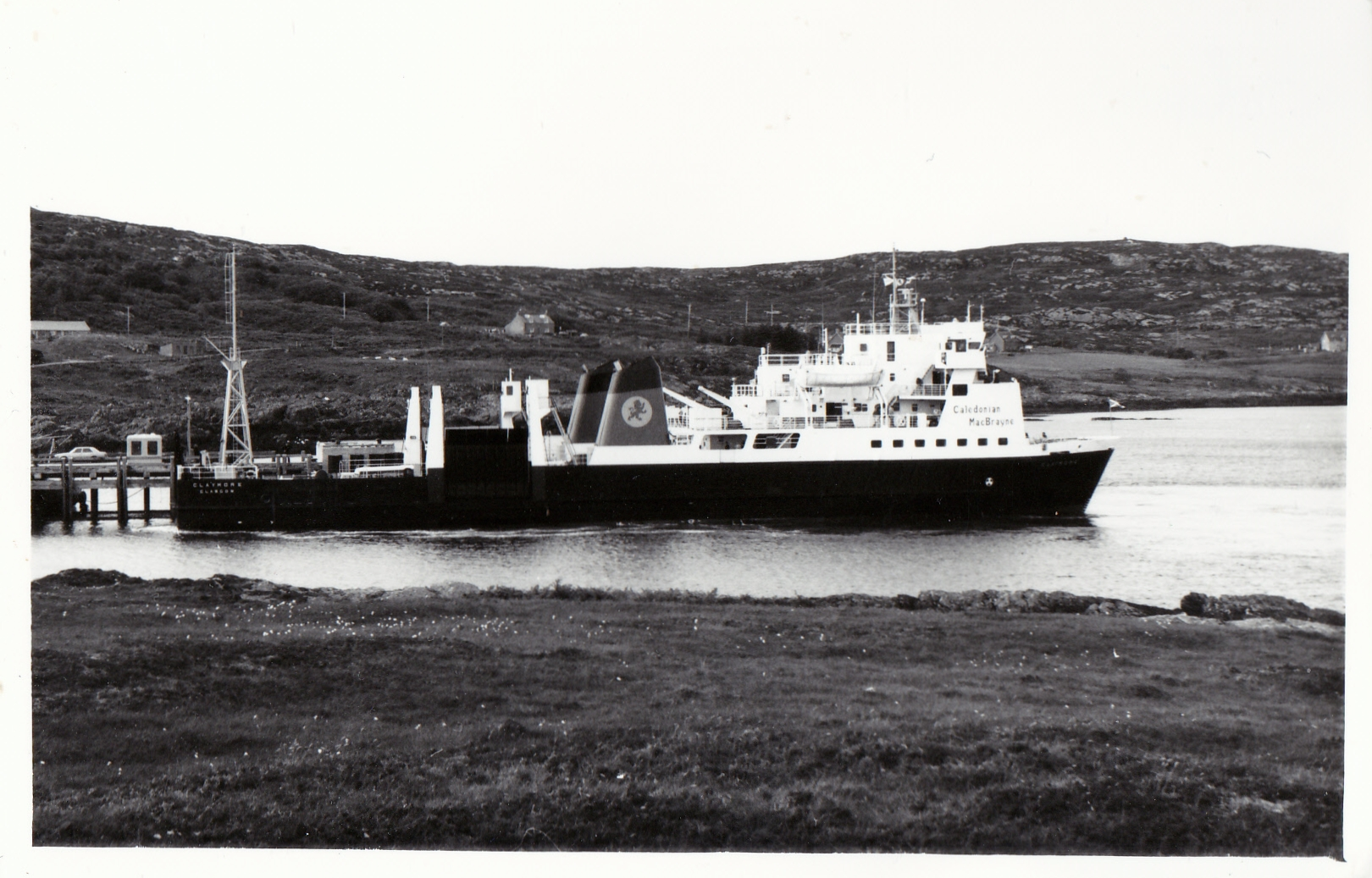 Claymore at Colonsay (Jim Aikman Smith)