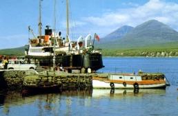 Lochnevis at Port Askaig