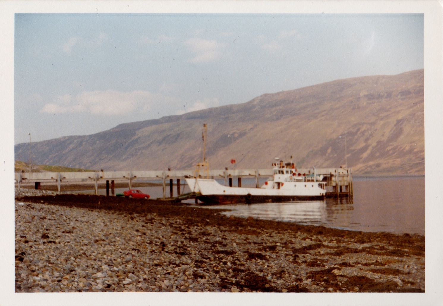 Raasay at Sconser (Jim Aikman Smith)