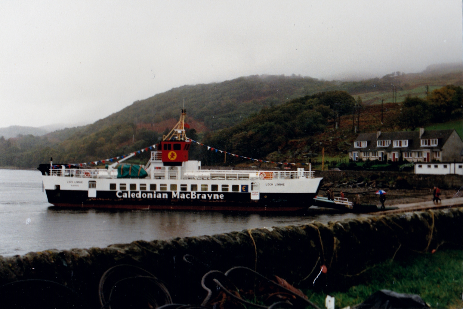 Loch Linnhe at Colintraive (Jim Aikman Smith)