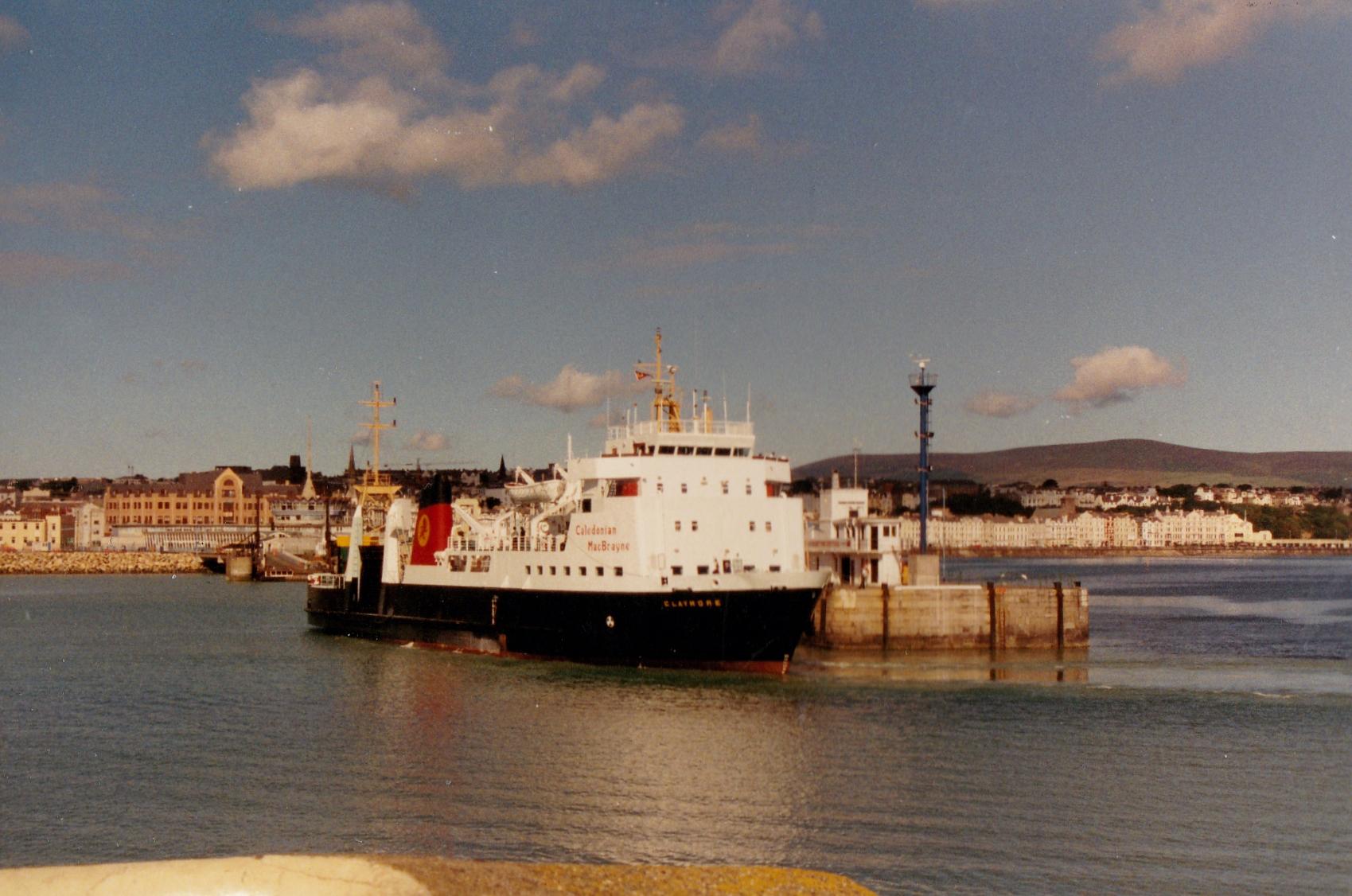 Claymore at Douglas 1996