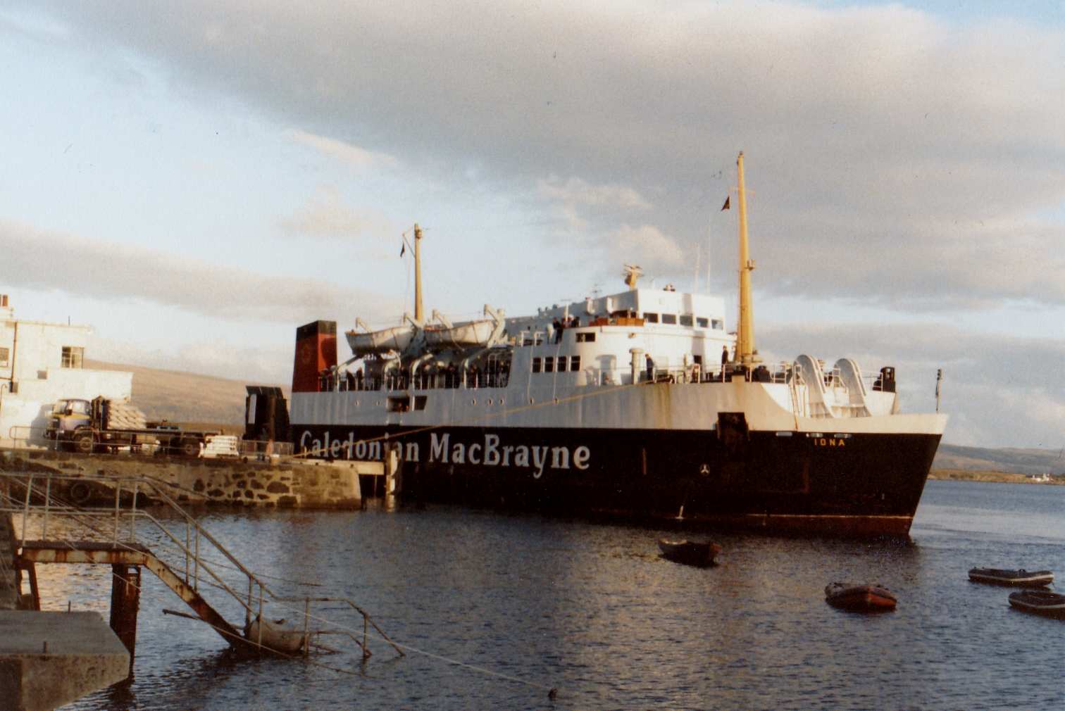 Iona at Tobermory