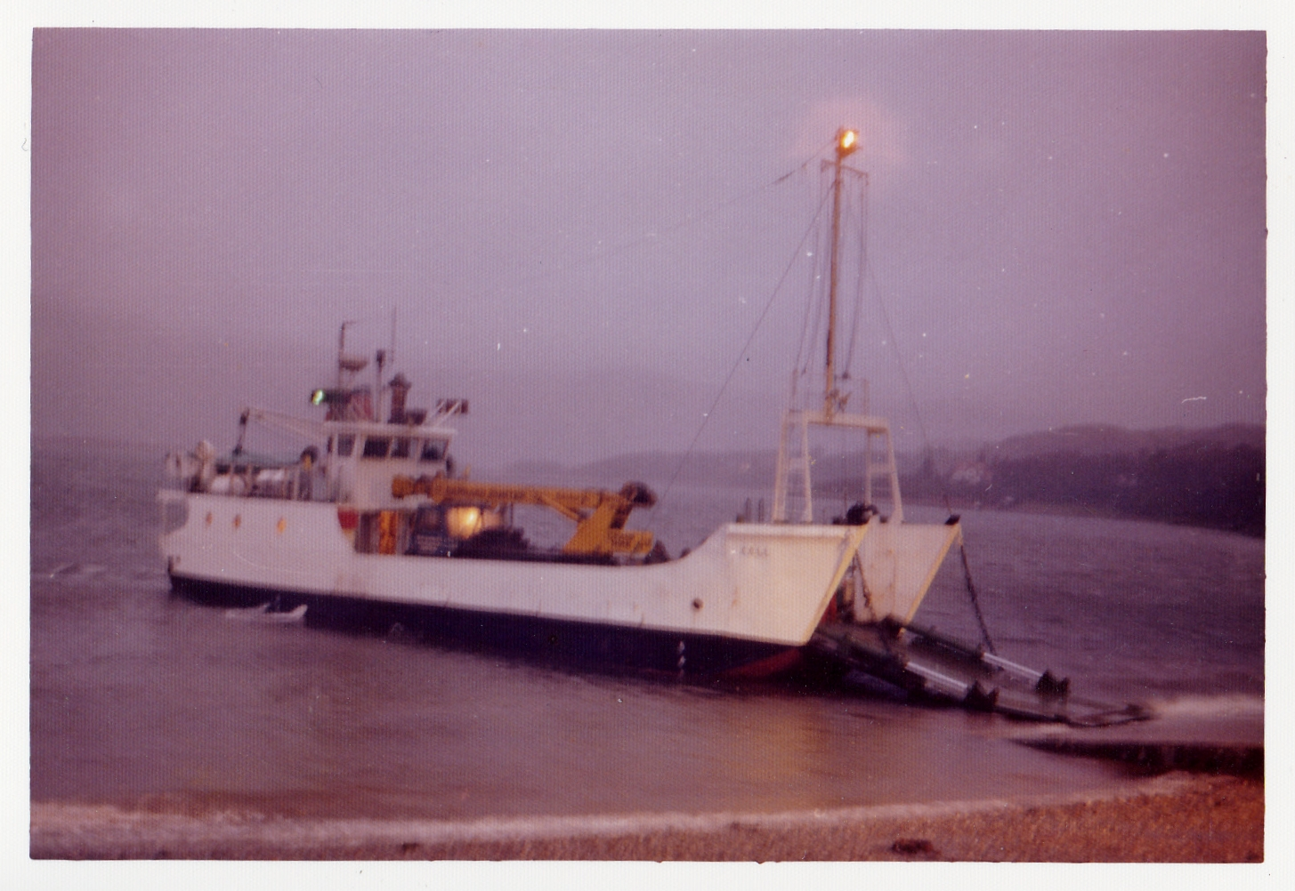 Coll at Colintraive (Jim Aikman Smith)