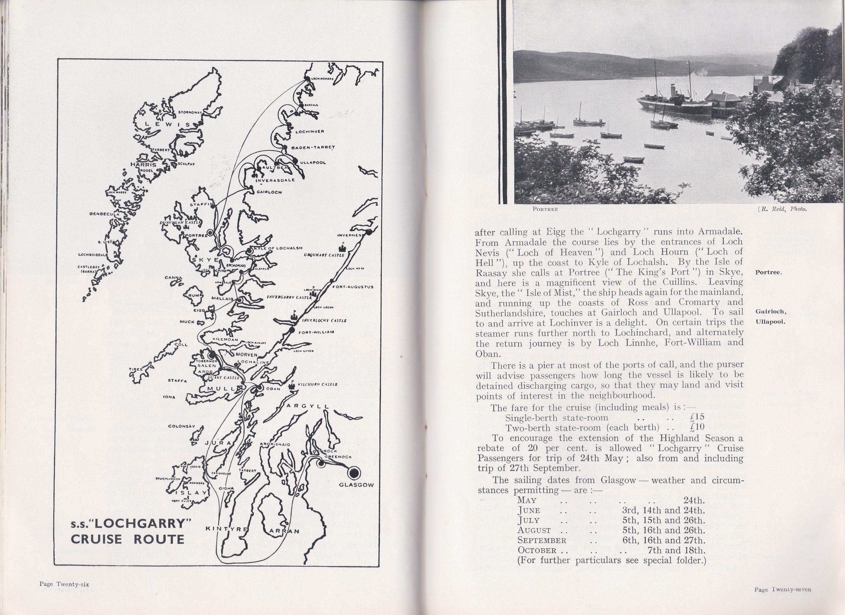 1937 timetable detail