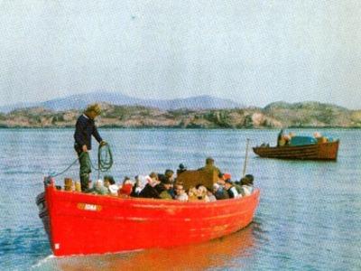 Iona and Staffa at Iona