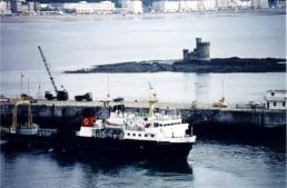 Pioneer at Douglas 04/06/93