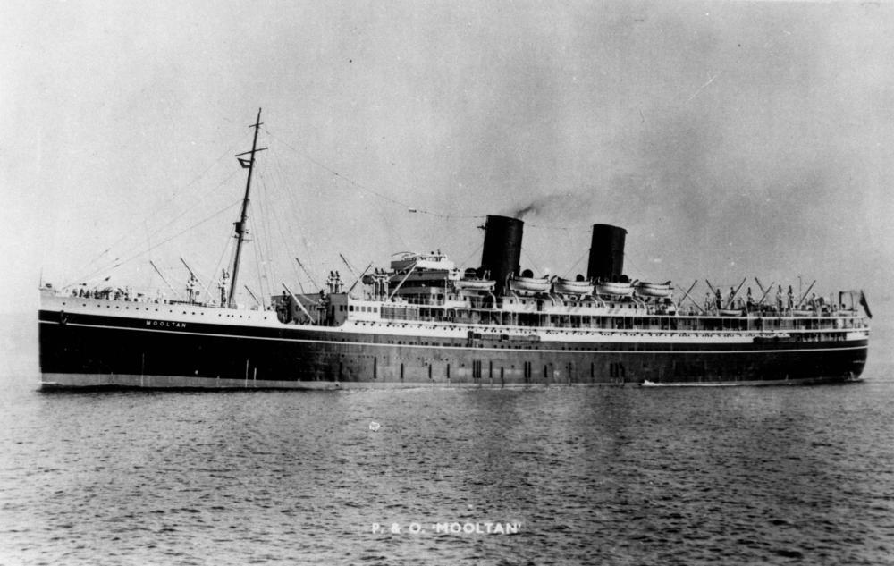 RMS Mooltan