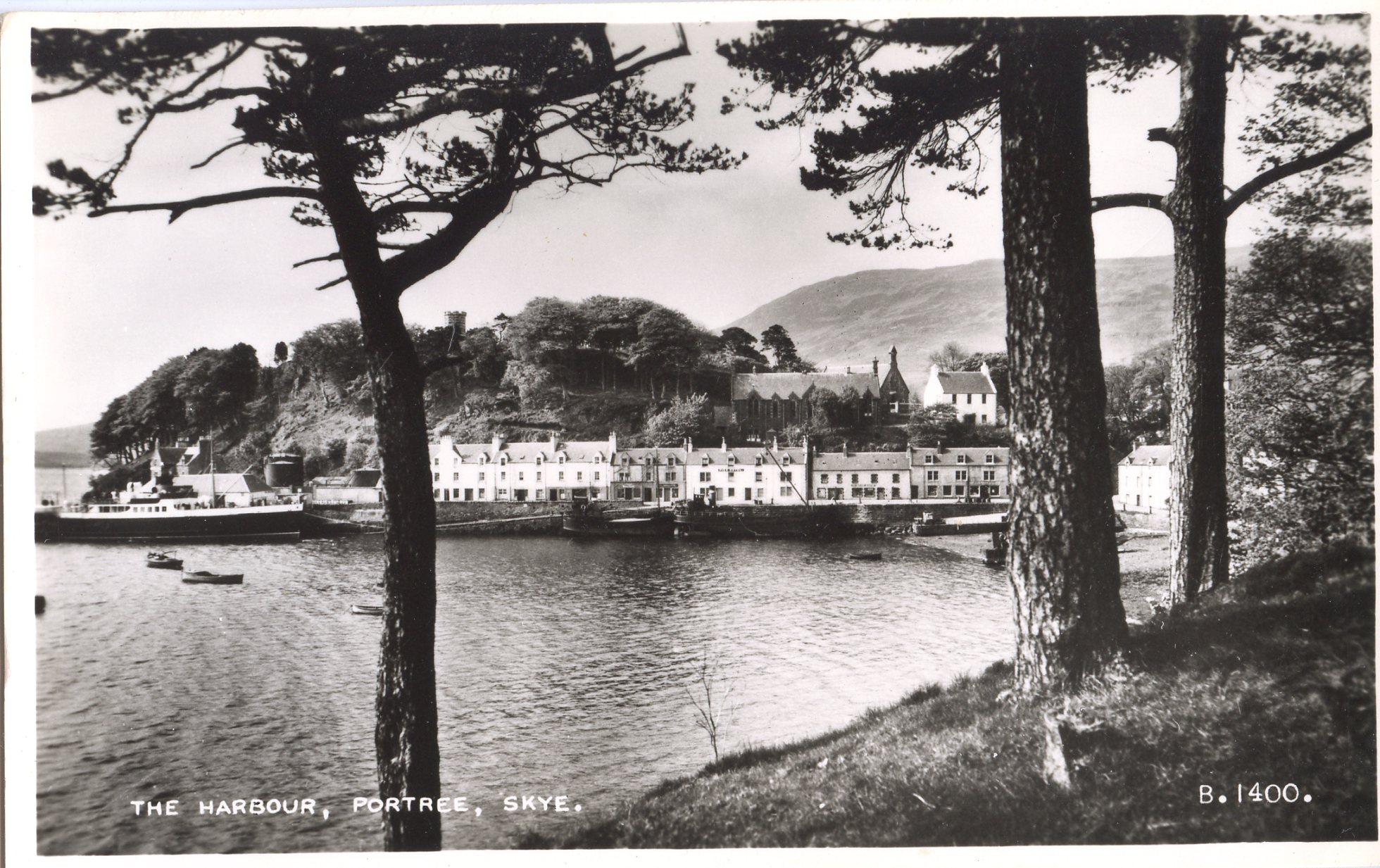 Lochnevis at Portree