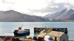 Loch Striven at Raasay