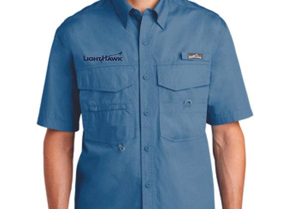 Eddie Bauer® - Short Sleeve Fishing Shirt