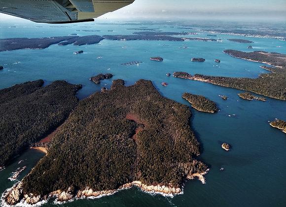 Steele Harbor Island Puzzle