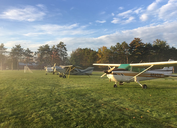 Basin Harbor Airfield Puzzle