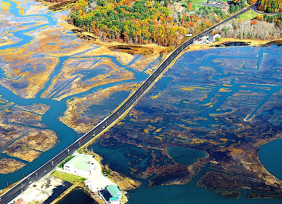 Hampton Bay, New Hampshire Puzzle