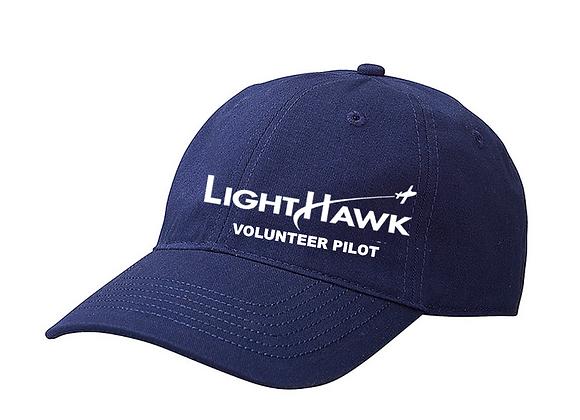 LightHawk cap-Volunteer Pilot