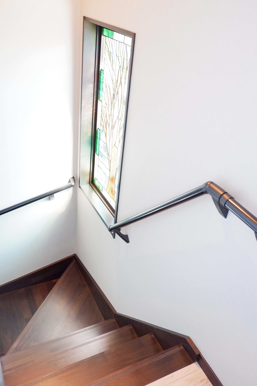 省エネ住宅(階段)