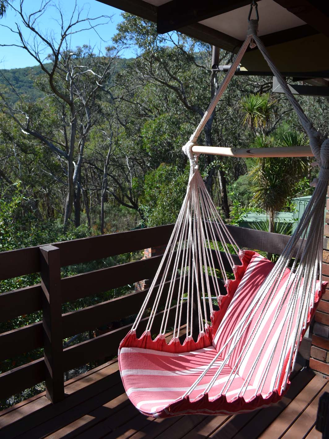 Backup hammock
