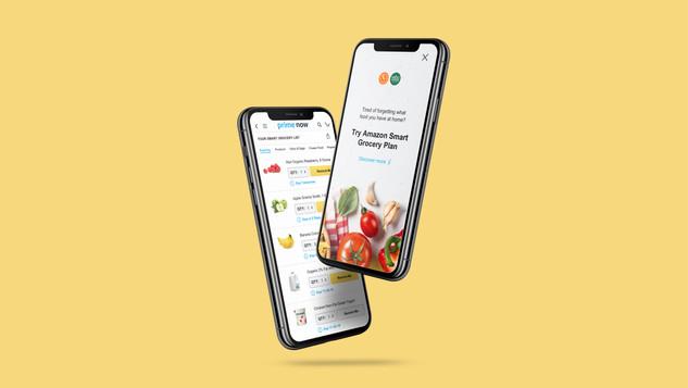 Smart Grocery Plan