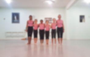 Contemporary day and our dancers are loo