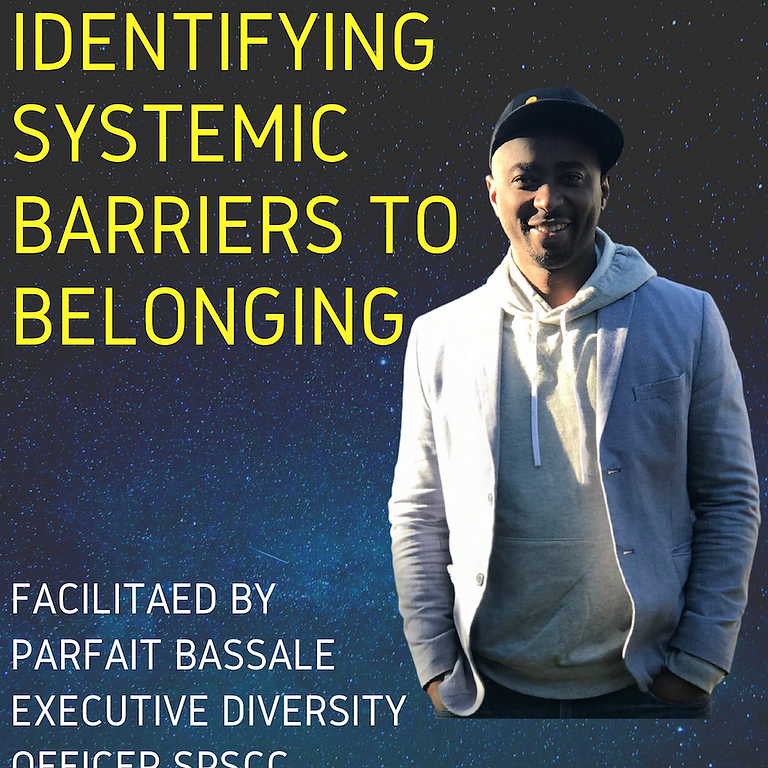 DEI Leadership Series: Identifying Systemic Barriers to Belonging