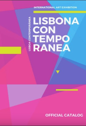 Catalogue of Upcoming Exhibition in Lisbon