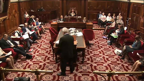 Special Interest Speech - Neil Pitt's Menswear