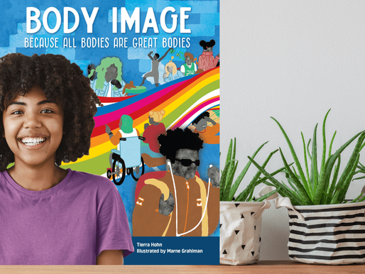 """Tierra Hohn book release! """"Body Image – Because All Bodies are Great Bodies"""""""