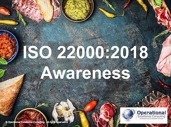 PPT: ISO 22000 (FSMS) Awareness Training Presentation