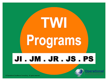 PPT: The Complete TWI Training Presentation