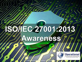 PPT: ISO/IEC 27001 (ISMS) Awareness Training Presentation