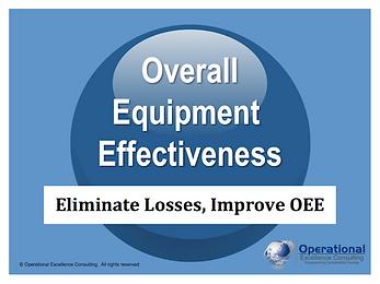 PPT: OEE Training Presentation