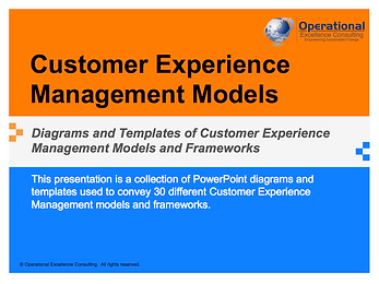 Customer Experience Management Models