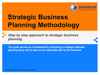 PPT: Strategic Business Planning Methodology