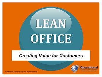 PPT: Lean Office Training Presentation